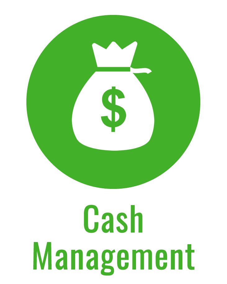 Cash Management icon