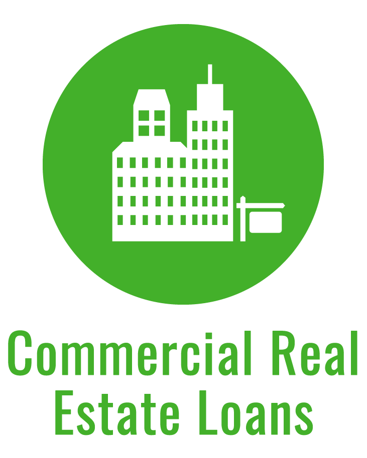 Commercial Real Estate Loans icon