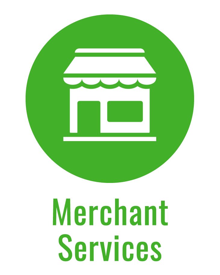 Merchant Services icon